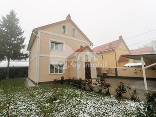 Casă exclusivă în 3 nivele! 155 mp, teren 6 ari, zonă rezidențială Durlești!