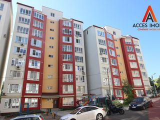 Dansicons! str. N. Testemițeanu, 4 odăi, 114 m2, et. 2/7, Varianta albă! Negociabil!