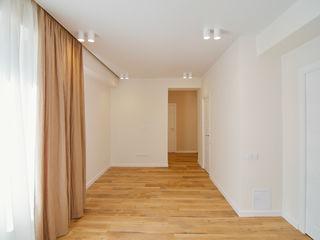 Bloc nou! apartament cu 2 camere si living cu bucatarie, Euro reparație, 62 mp, et. 2