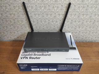 Wi-Fi роутер TP-LINK TL-ER604W