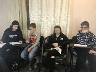 Lecții de limbă engleză. 65 лей grupe individual