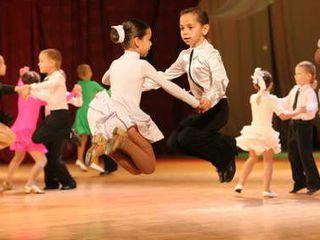 Dansuri de gala pentru copii! botanica