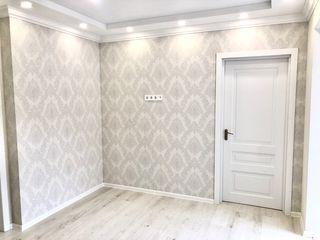 Euroreparatie, 1 dormitor + salon 36,6 m.p ( 700€ m.p.)