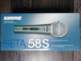 Shure Beta 58a 450 Lei