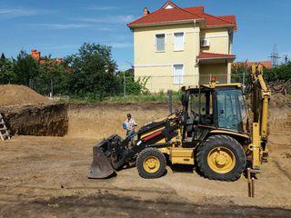 Excavator servicii / экскаватор услуги