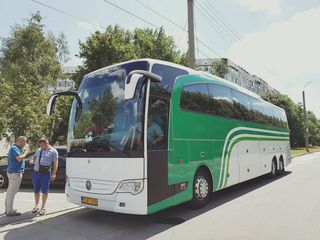 Transport Moldova - Franța