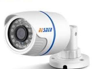 Уличная IP Camera H.264 FULL HD 1080P 2.0 Megapixel Focus 3.6 или 2.8mm DC 12V