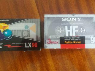 кассеты на магнитофон