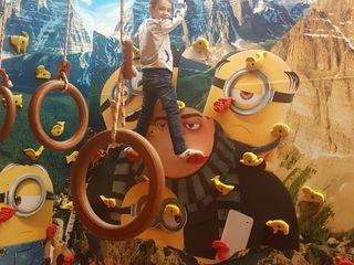 """Семейный развлекательный центр """"BananaKIDS"""" это весёлый отдых с детьми."""