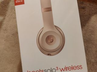 Casti beats solo3 wireless originale
