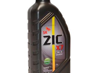 Моторное масло ZIC X7 Diesel 5W-30 1л синтетическое