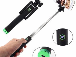 Suport universal, selfie stick black (bluetooth)! селфи палка!