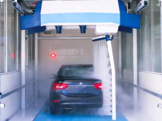 spălătorie auto automatizată ,робот- автоматическая автомобильная мойка self service