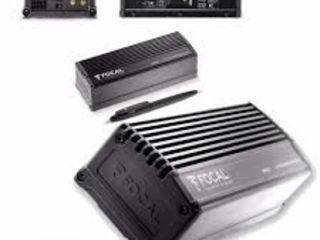 Reduceri la amplificatoare originale de 2/4/5 canale cu instalalre în credit!