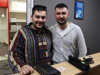 Repartia tehnicii Apple Chisinau.Centru de deservire Arron