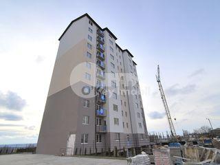 Durlești, 1 cameră, 52 mp, variantă albă, 26900 €