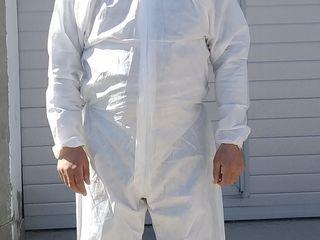 Combinizon de protectie ,halat, masti medicale,bahile