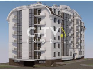 Продается 2-х комн. квартира, Яловены, Молдова 65 m
