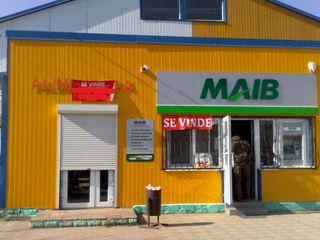 Centru comercial cu toate conditiile in centru s. Olanesti r-nul Stefan Voda Pretul 43 000 euro