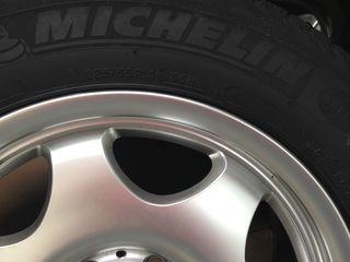 резина Michelin...