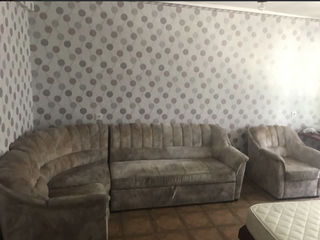 Сдаётся комната в 3-х ком. квартире без хозяина 100 евро