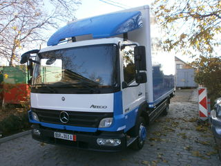 Mercedes Atego s NDS