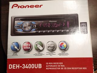 Pioneer Deh - 3400 Ub
