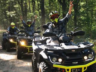 Expediții cu ATV-uri Quadrociclu