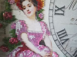 Картина- часы!