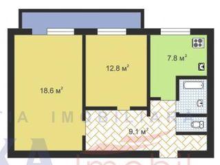 Vind ap/cu 2-camere separate,Botanica(Linella)