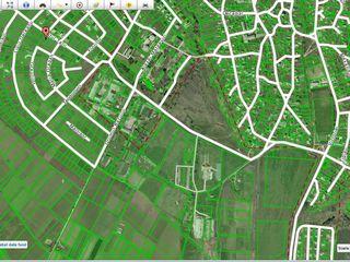 Ghidighici, teren p/u constructii, 10.49ari. Posibil schimb pe auto + euro