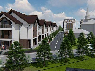 Complex de tip Townhouse ,,Durlestii Noi,,! Doar 15 proprietati unice, constructia a inceput!
