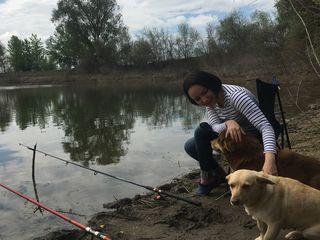 La pescuit! Рыбалка