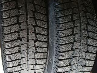 Резина зимняя на дисках железных для Toyota corolla!!!