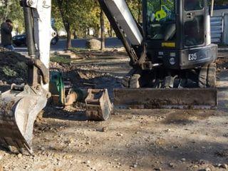 Excavator 3.5T/ Bobcat/ Vibrocompactor