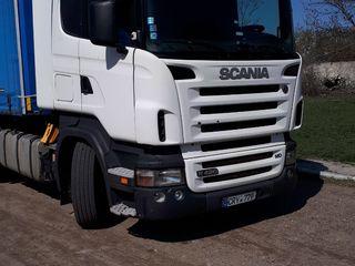 Scania Scania+poluprisep