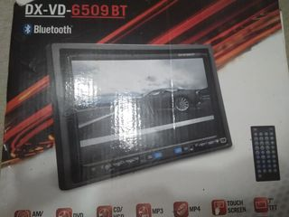 Vind Media Auto dx-vd-6509 bt