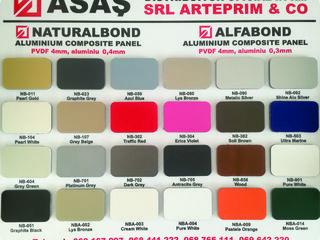 ASAS (bond) Turcia. Gama larga de culori