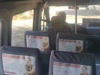 Реклама в маршрутках | Publicitate in rutiere