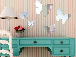 Мы оживим любой интерьер! декоративные зеркала, стикеры на стены (мебель), модульные картины.