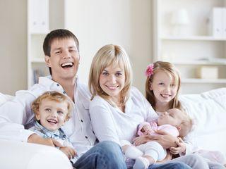Семья снимет на длительное время квартиру на рышкановке.