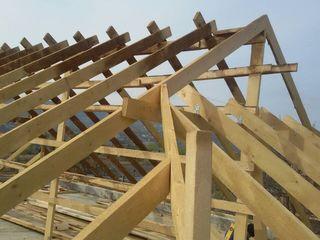 Montare acoperisuri de la 90 la 160 m2 Ремонт и монтаж кровли,