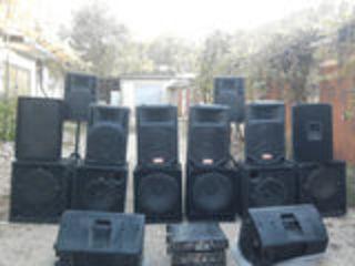 Звуковая аппаратура напрокат для всевозможных мероприятий