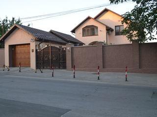Casa din caramida rosie Macon loc linistit in sectorul botanica, in spatele colegiului de transport