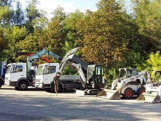 bobcat , excavator , basculanta . manipulator