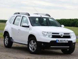 4x4 SUV Duster Diesel 1,5 l chirie auto