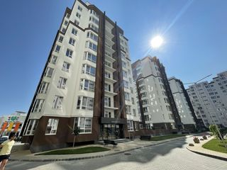 Buiucani/GreenPark Residence/ 3camere +living,reparat +mobila ! Et 5 din 9