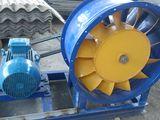 2 ventilatoare noi pentru uscatorie