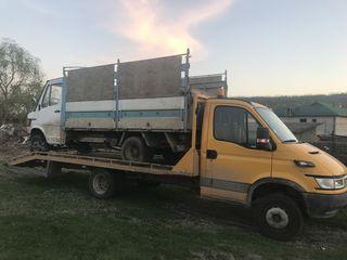 Evacuator 24/24  Chisinau Moldova