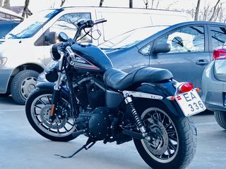 Harley - Davidson XL 883R Sportster